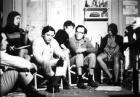 Fotografía de reunión de artistas de Rosario
