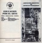 Educación por el arte
