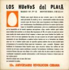 Los Huevos del Plata nº 13