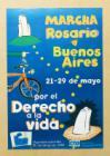 Marcha Rosario a Buenos Aires