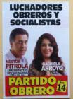 Luchadores obreros y socialistas