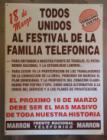 Todos unidos al festival de la familia telefónica