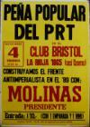 Peña popular del PRT