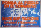 Ponga al pueblo en el congreso