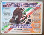 Sexta Declaración de la Selva Lacandona