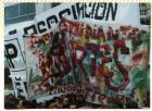 """Pancarta Centro Estudiantes """"Artes"""""""