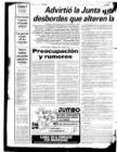 Nota en el diario Clarín el día después del primer Siluetazo